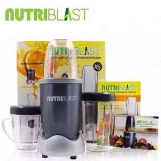 Nutri-Blast Blender