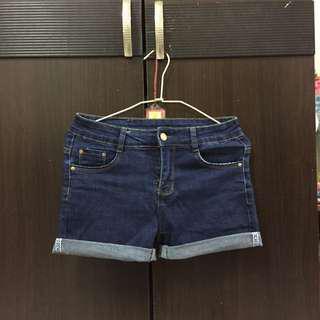 🚚 捲邊牛仔短褲