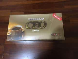 雙鶴靈芝咖啡4合一(有糖)
