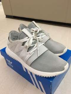 Adidas Tubular 灰色