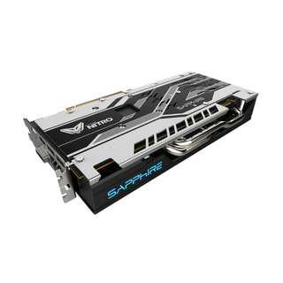 Sapphire nitro+ RX570 8GB