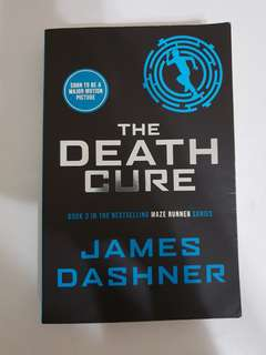 The Maze Runner: Death Cure by James Dashner