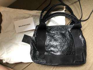 Balenciaga Cabas black XS