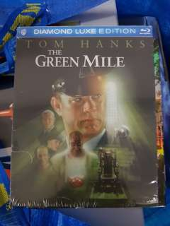 The Green Mile Diamond Luxe Edition Bluray