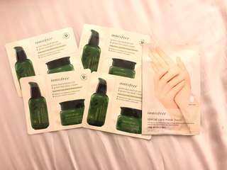Innisfree Special Care Mask (Hand)