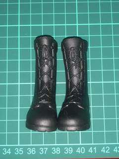 1/6 Boots (shoe hot dam toys soldier story kitbash)