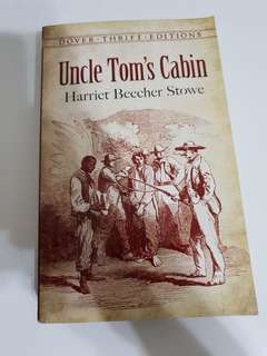 Uncle Tom's Cabin by Harriet Need her Stowe