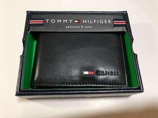 Tommy Hilfiger Genuine Leather Wallet 真皮銀包 美國入口