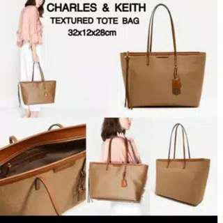 Charles and Keith Tote Bag Original