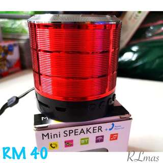 Mini Speaker 5 in 1