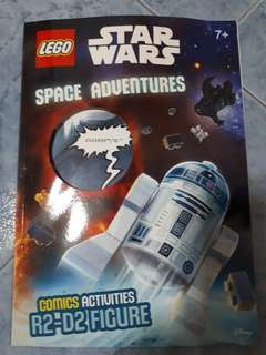 Lego Star Wars Space Adventures