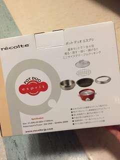 萬用鍋 recolte 日本