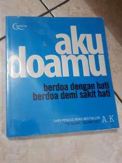 Buku A.K 'Aku Doamu'