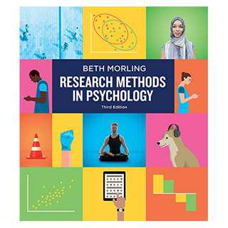 Research Methods in Psychology: Evaluating a World of Information, 3rd edition (ebook)