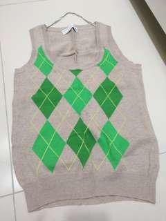 Knitted Top ZARA