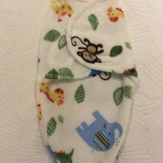 Fleece Swaddle