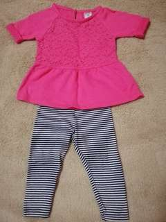 Baby clothes carters