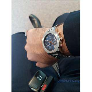 Wittanuer Aidens Watch patek Philippe style chronograph