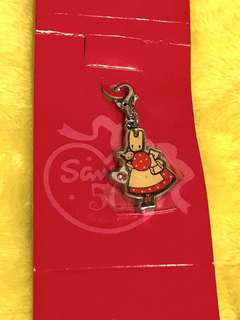 7-11 Sanrio 50th Crystal Charm Collection - Marron Cream