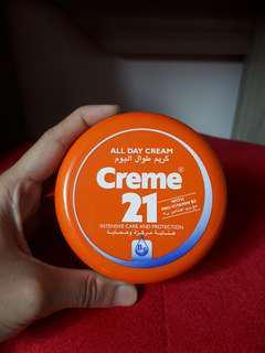 Lotion Creme 21