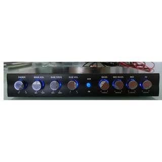 EQ 10V O/P 全新EQ分音器+10V放大輸出