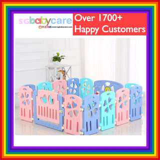 FREE DELIVERY Baby Play Yard / Fence