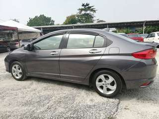 Honda City V Spec Continue Loan