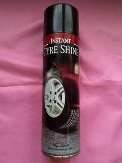 #mcshome Amway Instant Tyre Shine