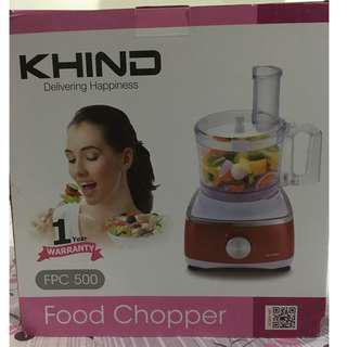 Food Chopper Khind