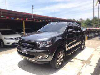 FORD RANGER WILDTRAK 2018