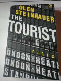 Novel The Tourist by Olen Steinhauer