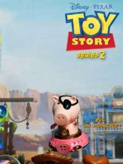 toy story hamm hot toys Disney pig