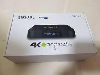 Sirius 4K Android TV SR-D509