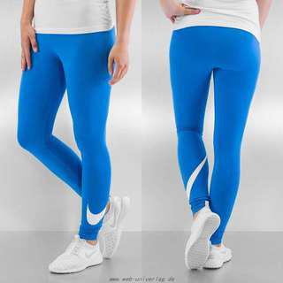 Legging Nike Original Club Logo Blue