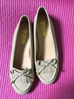 🚚 全新白鳥麗子娃娃鞋