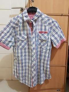 GUESS Pattern T-shirt