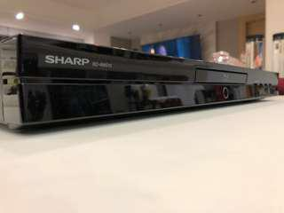 Sharp AQUOS BD-AMS10 Media Station