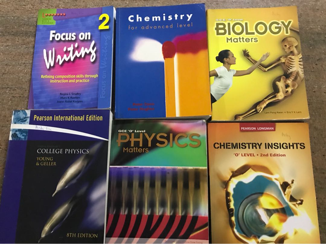 College Books For Sale >> Academic Books For Sale