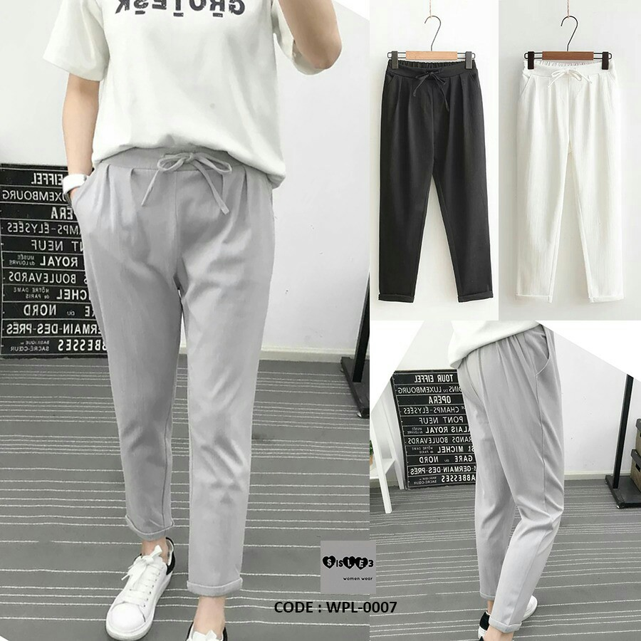 aabfe4f18fa40 Ankle Pants WPL-0007