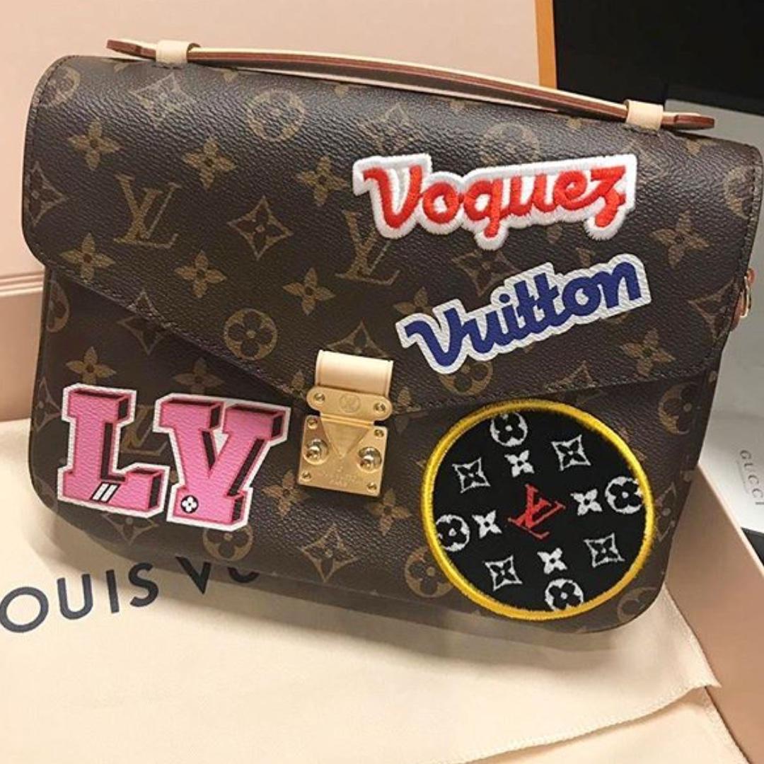 166633981cfb3e Authentic Louis Vuitton Pochette Metis, Luxury, Bags & Wallets ...