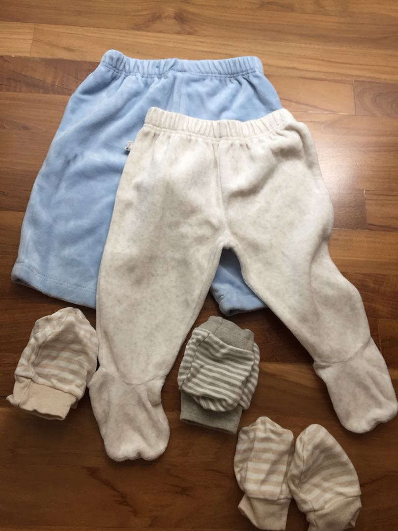 b101f547e477 Baby winter Pants