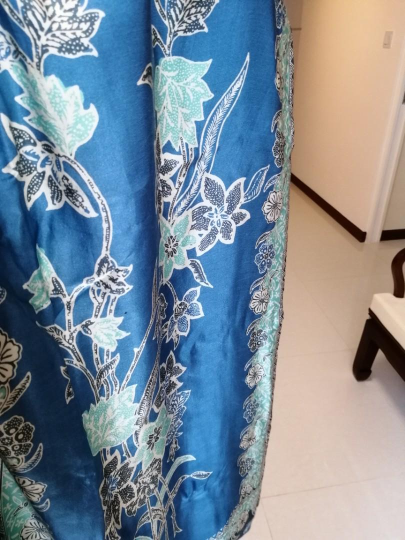 Batik 100% silk hand painted