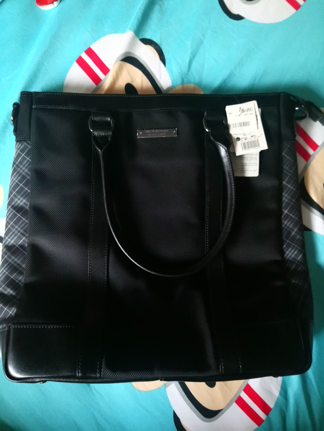 184e8317baff Burberry Black Label Tote bag