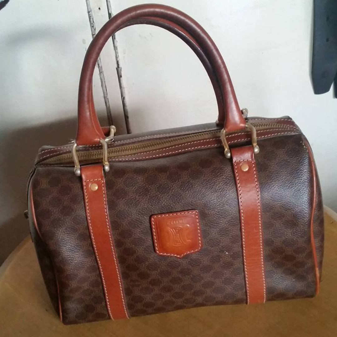 Celine - authentic vintage 4c4dc67bb0a0d