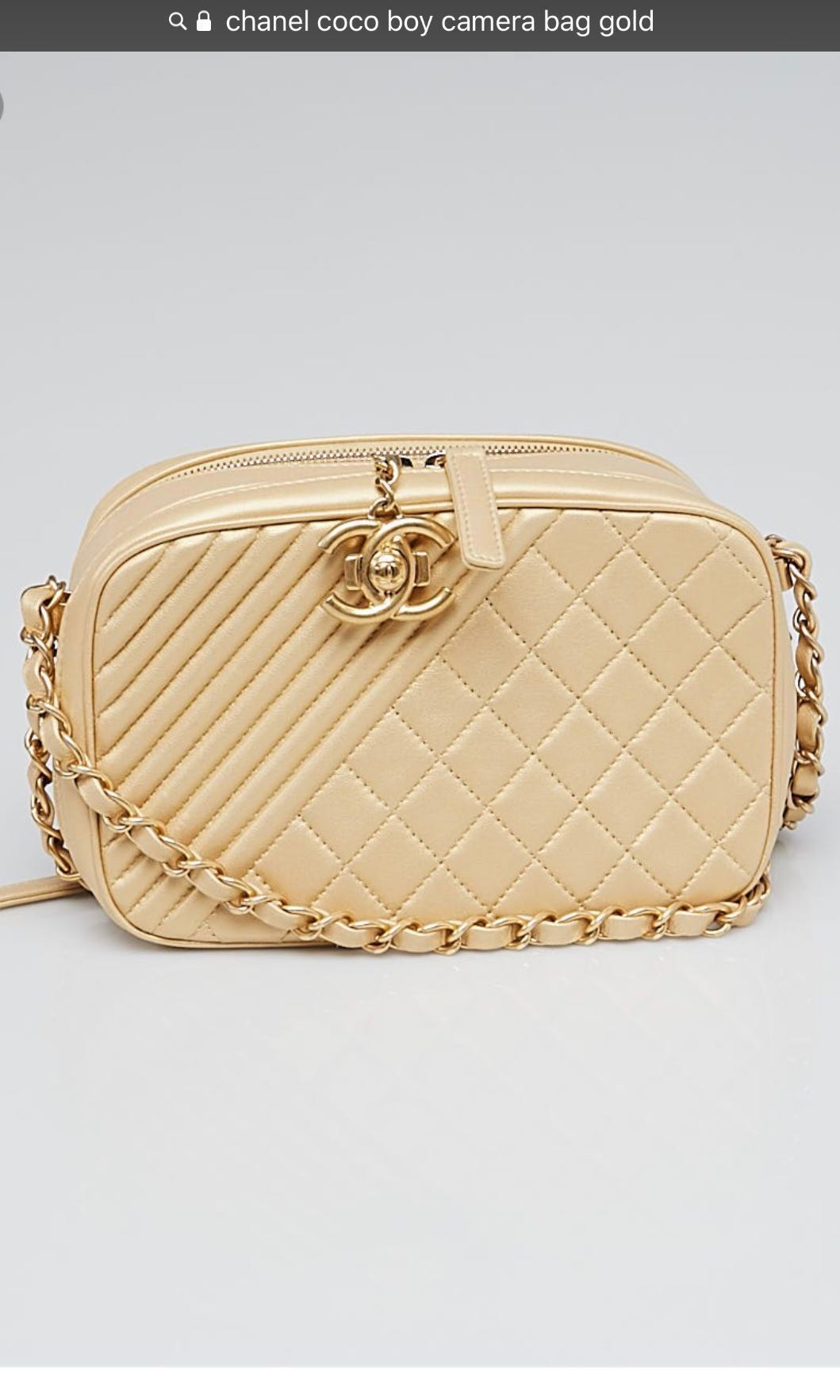 bbd6712702ba Chanel Coco Boy Small Camera Bag, Luxury, Bags & Wallets, Handbags on  Carousell