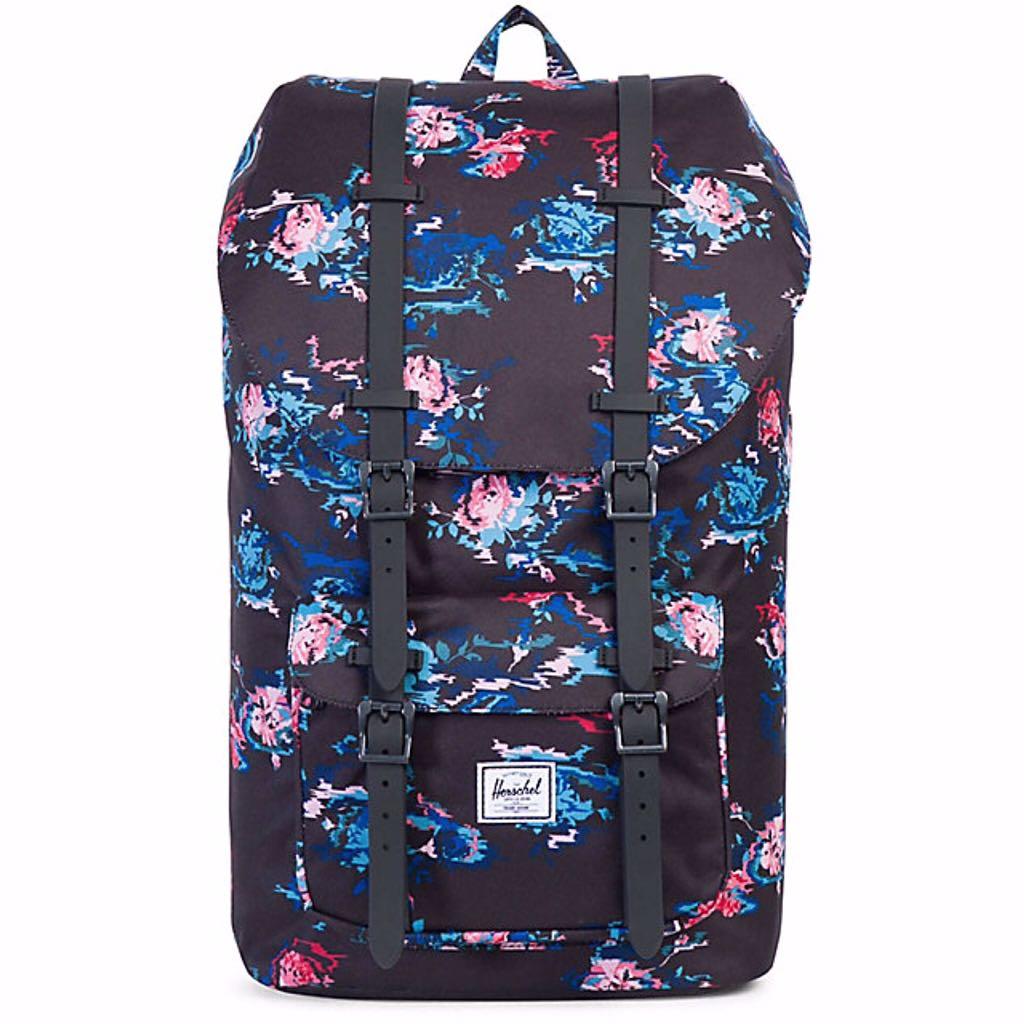 f909660e5a CLEARANCE  Herschel Little America Blur Floral