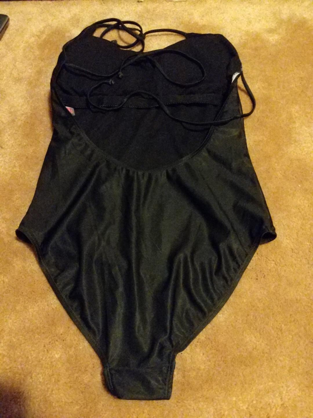 Dolphin One-Piece Swimsuit
