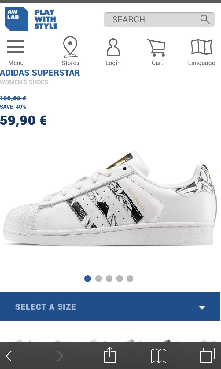 new style d5939 a1c28 EXCLUSIVE ADIDAS SUPERSTAR, Women s Fashion, Shoes, Sneakers on Carousell