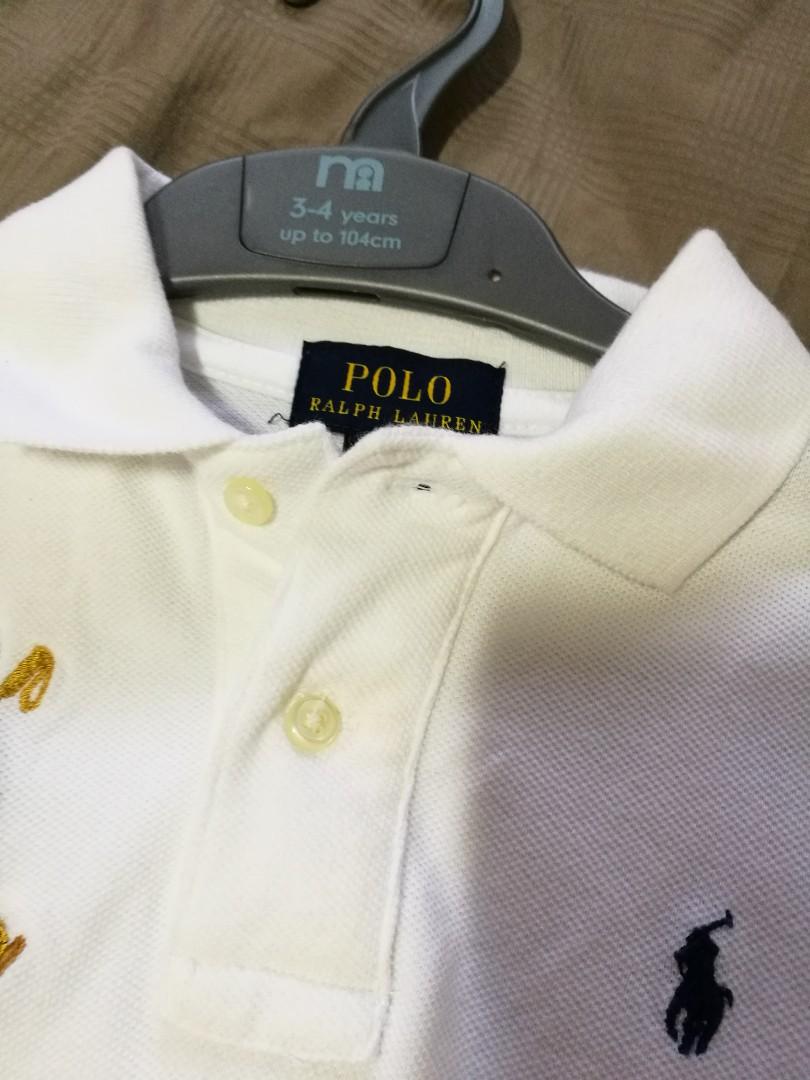 d8b8896566 Genuine Boy Ralph Lauren Polo Shirt
