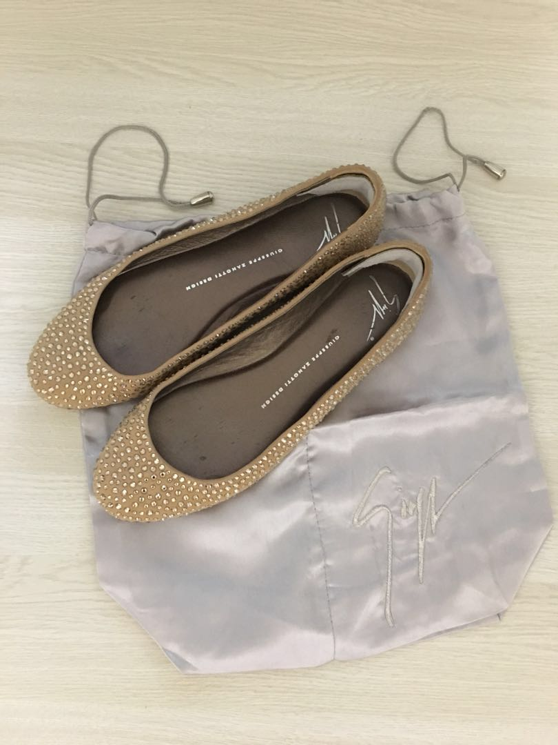 be7a047660a Giuseppe Zanotti Design 平底鞋